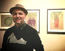 Ryan McNeely, artist