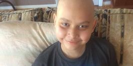 Josh Delgado, beneficiary