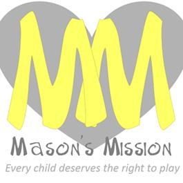 Mason's Mission, beneficiary