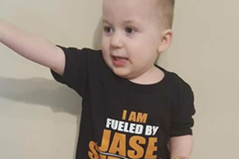 Jase Coker, beneficiary