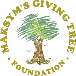 Maksym's Giving Tree, beneficiary