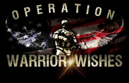 Operation Warrior Wishes, beneficiary