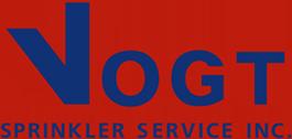 Vogt Sprinkler Service, sponsor